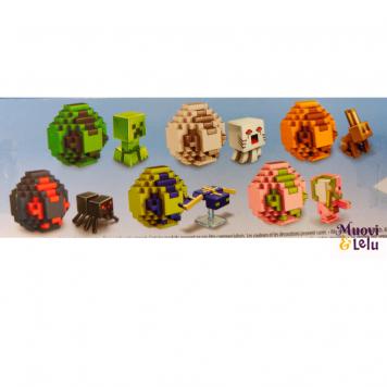 Minecraft Spawn Egg mini hahmo erilaisia